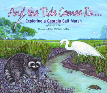 and the tide comes in children's book