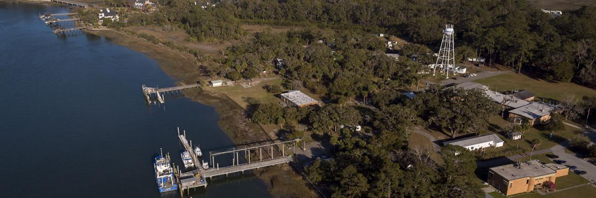 skidaway campus marine sciences